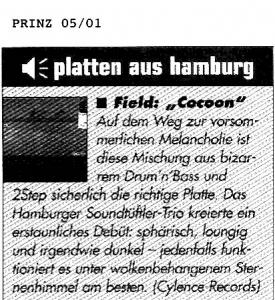 PRINZ 05/01